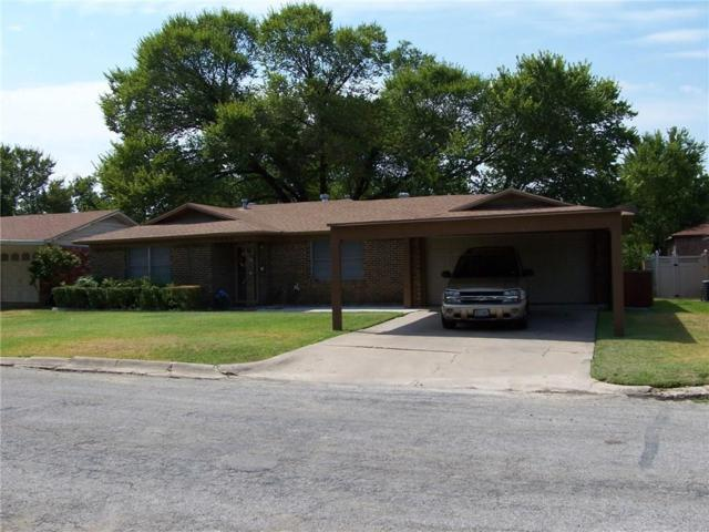 4804 Madella Street, Haltom City, TX 76117 (MLS #13899171) :: The Real Estate Station