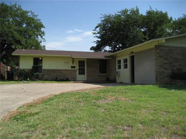 4301 Glenhaven Drive, Garland, TX 75042 (MLS #13899187) :: Frankie Arthur Real Estate