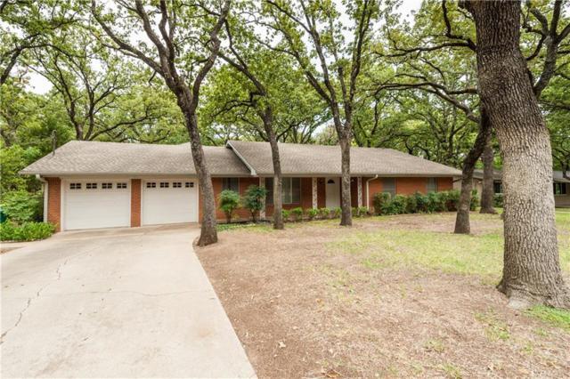 2708 Woodhaven Street, Denton, TX 76209 (MLS #13899192) :: Team Hodnett