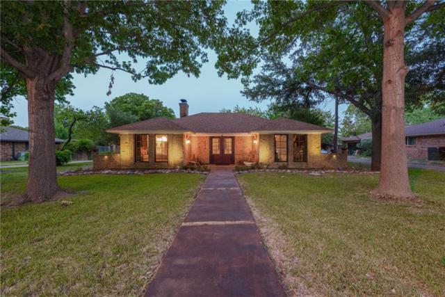 2516 Royal Acres Drive, Denton, TX 76209 (MLS #13899258) :: Team Hodnett