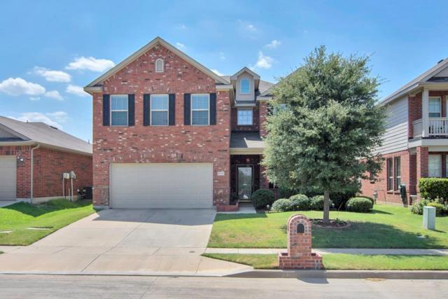 9065 Golden Sunset Trail, Fort Worth, TX 76244 (MLS #13899263) :: Team Hodnett