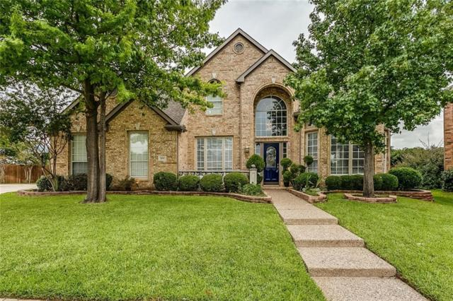 501 Sorenson Trail, Keller, TX 76248 (MLS #13899312) :: The Chad Smith Team