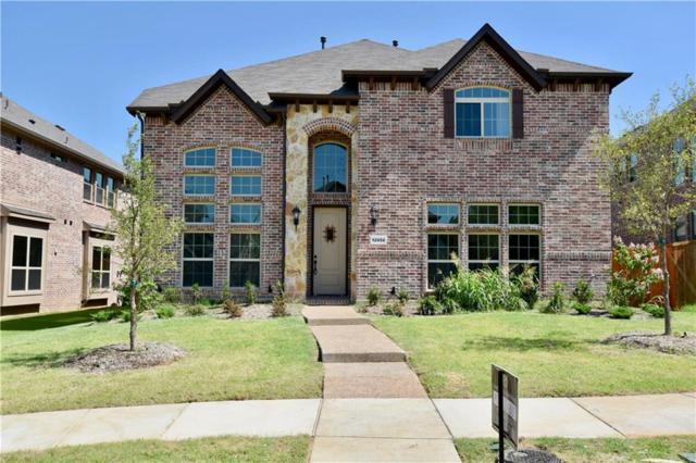 12054 Big Springs Drive, Frisco, TX 75035 (MLS #13899376) :: RE/MAX Landmark