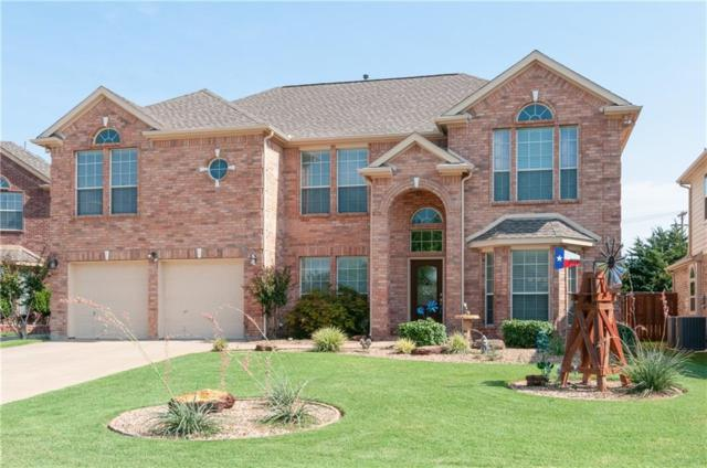 2880 Conrad Lane, Grand Prairie, TX 75052 (MLS #13899424) :: Team Hodnett