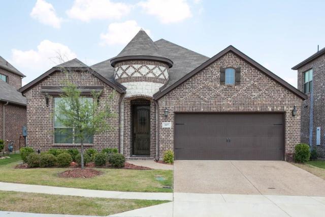 117 Andrea Court, Lewisville, TX 75067 (MLS #13899475) :: Team Hodnett