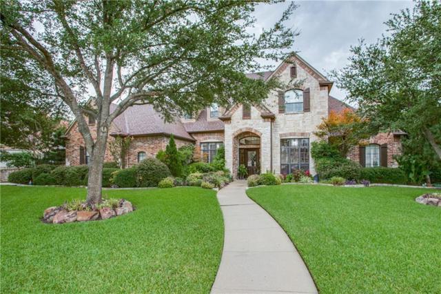 816 Country Club Drive, Heath, TX 75032 (MLS #13899560) :: Team Hodnett