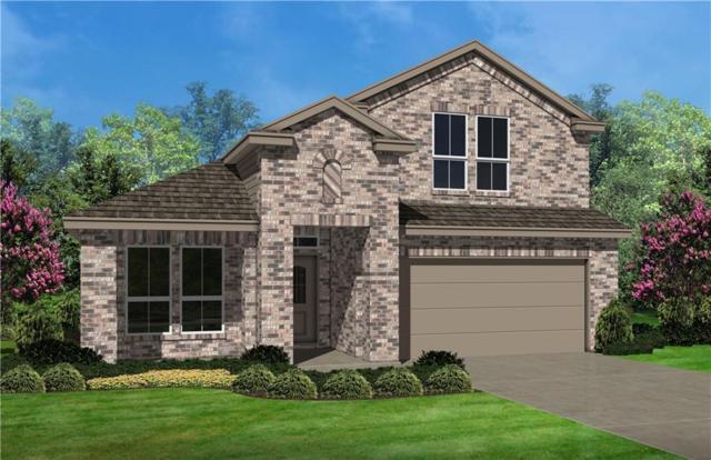 465 Spring Drive, Saginaw, TX 76131 (MLS #13899566) :: Team Hodnett
