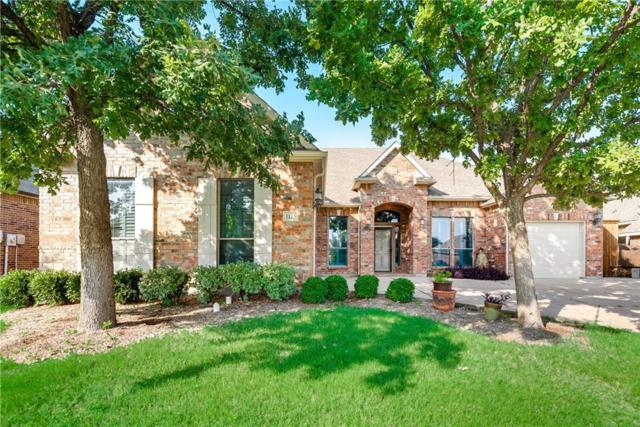1125 Woods Road, Forney, TX 75126 (MLS #13899717) :: The Real Estate Station