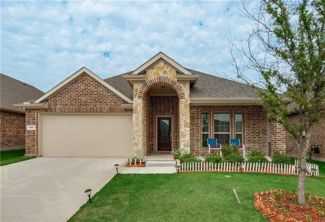 312 Rocky Pine Road, Mckinney, TX 75070 (MLS #13899723) :: Team Hodnett