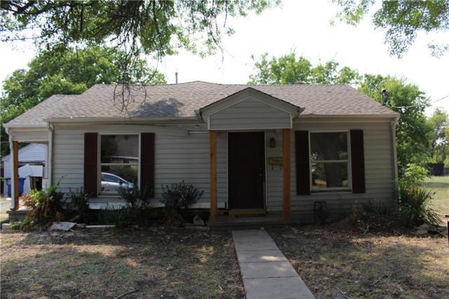 403 Jackson Street, Farmersville, TX 75442 (MLS #13899730) :: Team Hodnett