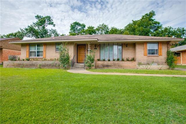 630 Parkwood Drive, Dallas, TX 75224 (MLS #13899788) :: Team Hodnett