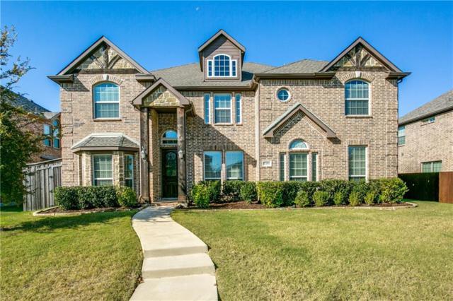 12401 Deerbrook Drive, Frisco, TX 75035 (MLS #13899800) :: Team Hodnett