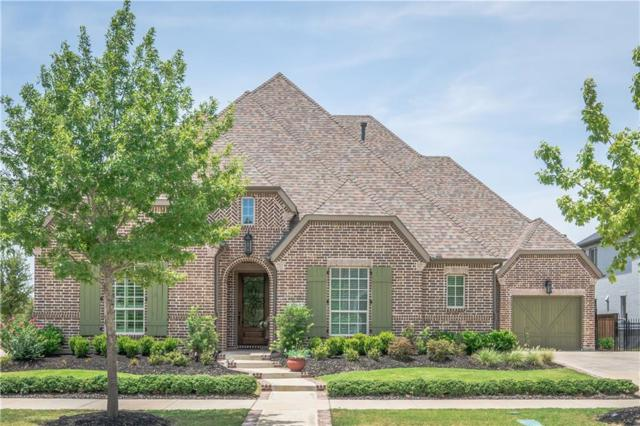 12927 Riverhill Road, Frisco, TX 75033 (MLS #13899888) :: Team Hodnett