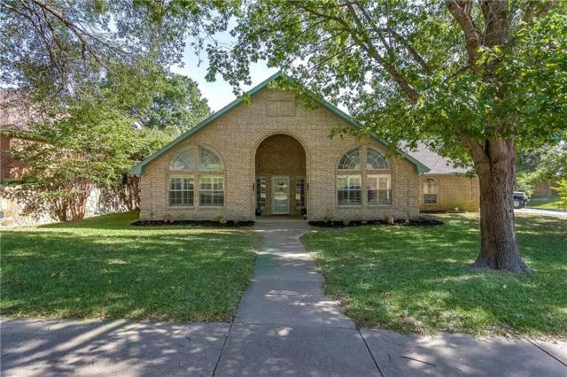 10012 Wandering Way Street, Benbrook, TX 76126 (MLS #13899925) :: Team Hodnett