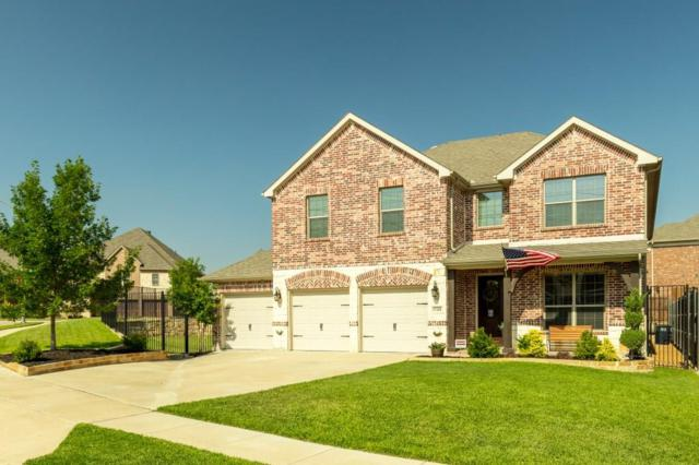 15201 Mallard Creek Street, Fort Worth, TX 76262 (MLS #13899971) :: RE/MAX Landmark