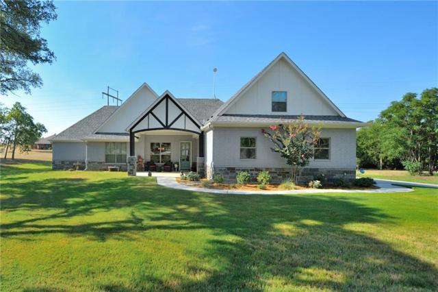 101 North Star Crossing Lane, Weatherford, TX 76088 (MLS #13900033) :: Team Hodnett