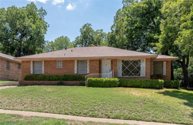 2311 Pinebluff Drive, Dallas, TX 75228 (MLS #13900106) :: Team Hodnett