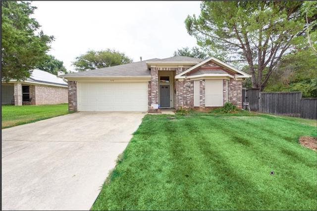 726 Texas Oak Trail, Lake Dallas, TX 75065 (MLS #13900211) :: Team Hodnett