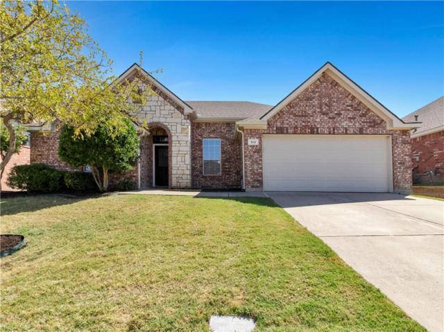 312 Shire Lane, Celina, TX 75009 (MLS #13900222) :: Team Hodnett