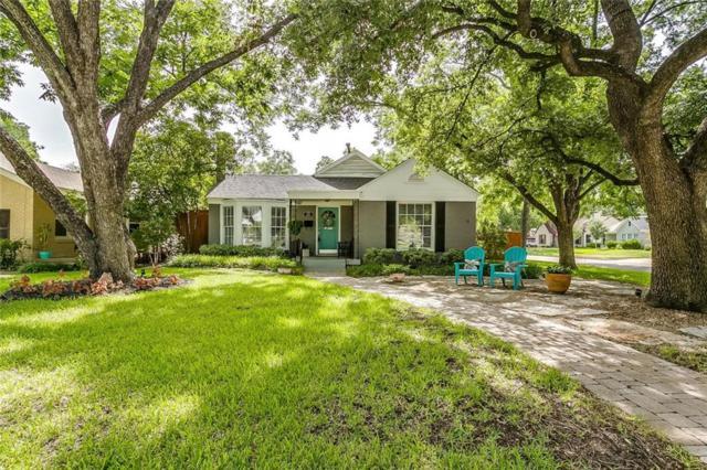 2321 Ashland Avenue, Fort Worth, TX 76107 (MLS #13900289) :: Team Hodnett