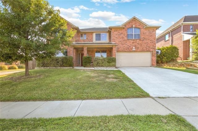 1101 Linden Drive, Burleson, TX 76028 (MLS #13900340) :: Team Hodnett