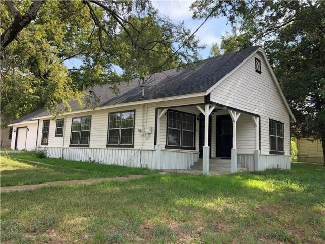 901 E Broadway Street, Winnsboro, TX 75494 (MLS #13900365) :: Team Hodnett