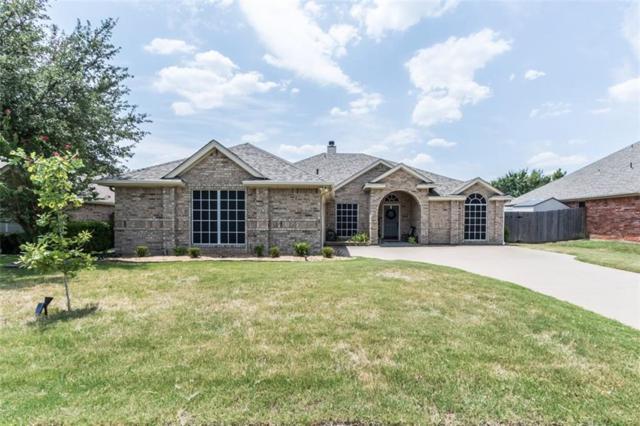 2110 Nugent Drive, Mansfield, TX 76063 (MLS #13900404) :: Team Hodnett