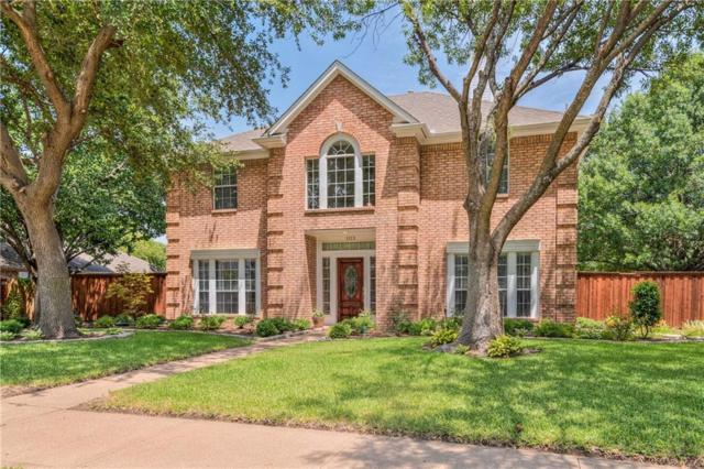 1113 Ashby Drive, Allen, TX 75002 (MLS #13900461) :: Baldree Home Team