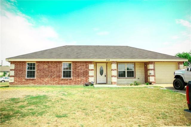 313 Mesa Drive, Glenn Heights, TX 75154 (MLS #13900578) :: The Real Estate Station