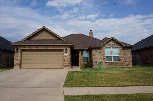 5017 Yellowstone Trail, Abilene, TX 79602 (MLS #13900579) :: Team Hodnett