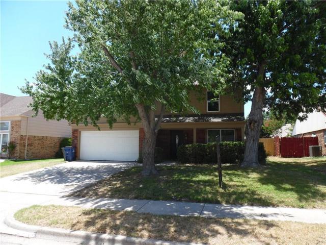 7021 Quail Meadow Drive, Watauga, TX 76148 (MLS #13900585) :: Team Hodnett