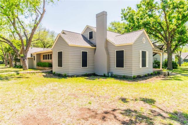 709 Forrest Avenue, Cleburne, TX 76033 (MLS #13900716) :: Team Hodnett