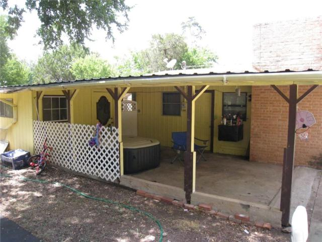 527 County Road 1700, Laguna Park, TX 76634 (MLS #13900730) :: Team Hodnett