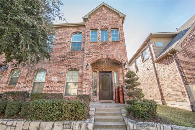 6853 Regello Drive, Frisco, TX 75034 (MLS #13900740) :: Pinnacle Realty Team