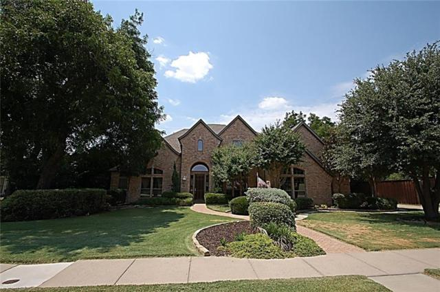 720 Amistad Drive, Prosper, TX 75078 (MLS #13900780) :: RE/MAX Town & Country