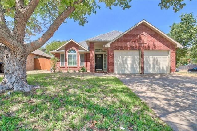 2849 Salado Trail, Fort Worth, TX 76118 (MLS #13900800) :: Team Hodnett