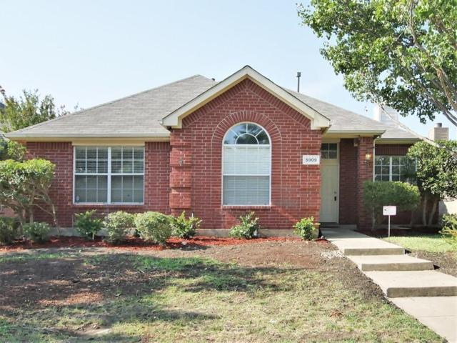 5909 White Pine Drive, Mckinney, TX 75070 (MLS #13900905) :: The Real Estate Station