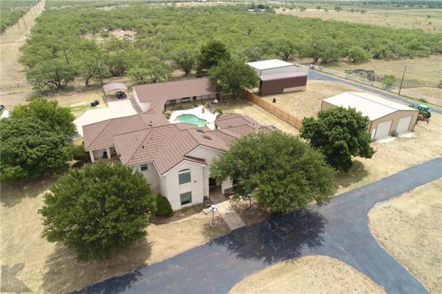 1121 E State Highway 36, Abilene, TX 79602 (MLS #13900977) :: The Paula Jones Team | RE/MAX of Abilene