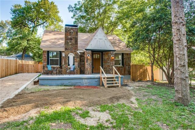 2808 Alden Avenue, Dallas, TX 75211 (MLS #13901001) :: The Hornburg Real Estate Group