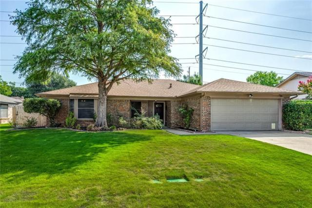 2024 Northglen Drive, Hurst, TX 76054 (MLS #13901010) :: Frankie Arthur Real Estate