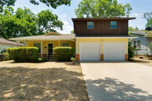 2813 Bilglade Road, Fort Worth, TX 76133 (MLS #13901032) :: Team Hodnett