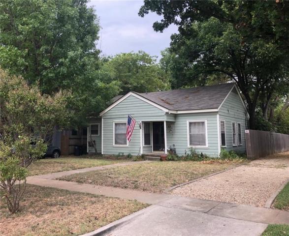 5629 Pershing Avenue, Fort Worth, TX 76107 (MLS #13901116) :: Team Hodnett