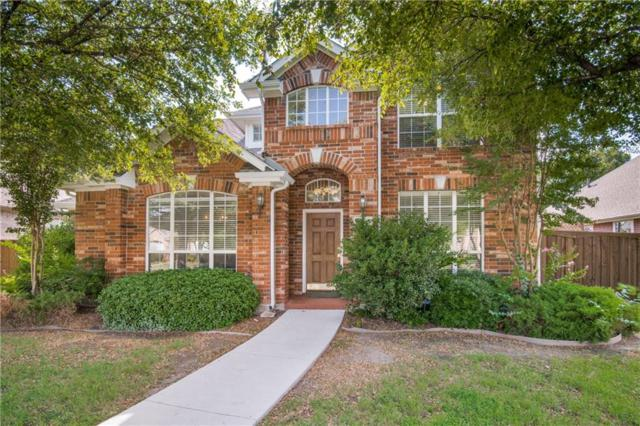 8513 Turnberry Drive, Frisco, TX 75036 (MLS #13901135) :: RE/MAX Landmark