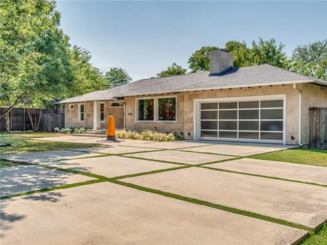 5930 Boca Raton Drive, Dallas, TX 75230 (MLS #13901199) :: Team Hodnett