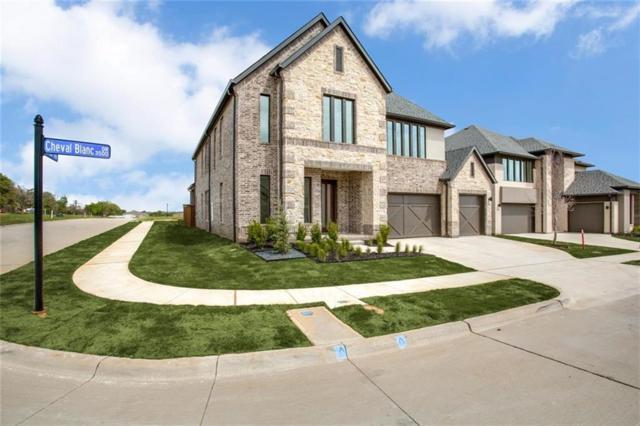 3500 Cheval Blanc Drive, Colleyville, TX 76034 (MLS #13901400) :: Team Hodnett