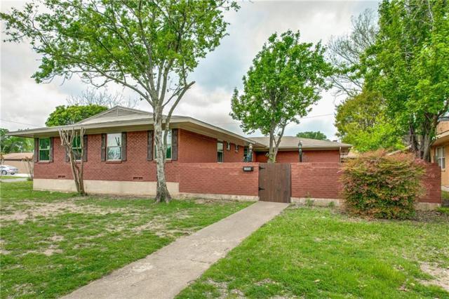 1606 Watervaliet Drive, Dallas, TX 75224 (MLS #13901429) :: Frankie Arthur Real Estate