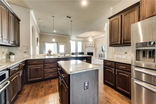 2042 Milano Lane, Lewisville, TX 75077 (MLS #13901434) :: The Real Estate Station