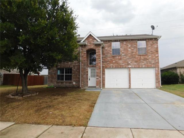 805 Mockingbird Drive, Saginaw, TX 76131 (MLS #13901454) :: The Rhodes Team