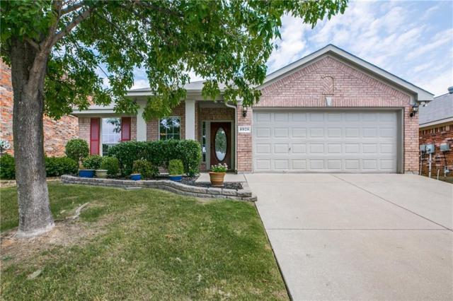 8928 Weller Lane, Fort Worth, TX 76244 (MLS #13901498) :: Team Hodnett