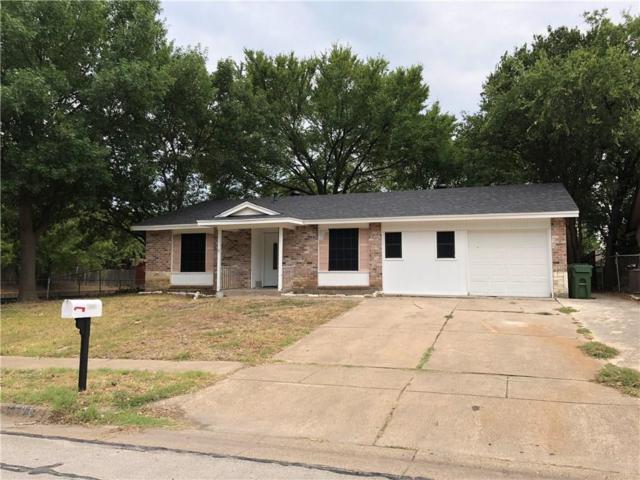 1308 Carla Avenue, Arlington, TX 76014 (MLS #13901528) :: Team Hodnett